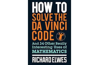 How to Solve the Da Vinci Code Science Book Aus Stock