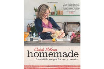 Homemade: Irresistible recipes for every occasion - Cooking Book Aus Stock