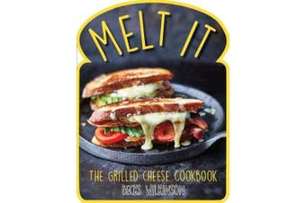 Melt it -Becks Wilkinson,Becks Wilkinson Cooking Book Aus Stock