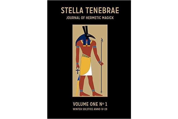 Stella Tenebrae Volume One Number 1 -Oliver St John Religion Book Aus Stock