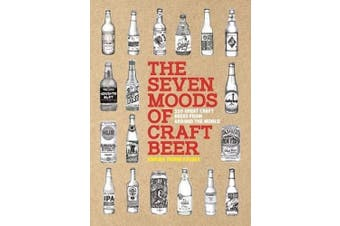 The Seven Moods of Craft Beer Cooking Book Aus Stock