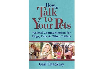 How to Talk to Your Pets Humour Book Aus Stock