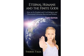 Eternal Humans and the Finite Gods Religion Book Aus Stock