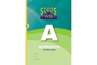 Stepsweb Workbook a -Ros Lugg Language Arts Book Aus Stock