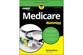 Medicare for Dummies -Barry, Patricia Business Book Aus Stock