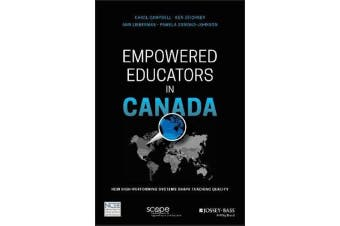 Empowered Educators in Canada Education Book Aus Stock