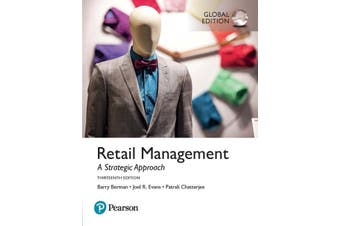 Retail Management, Global Edition - Business Book Aus Stock
