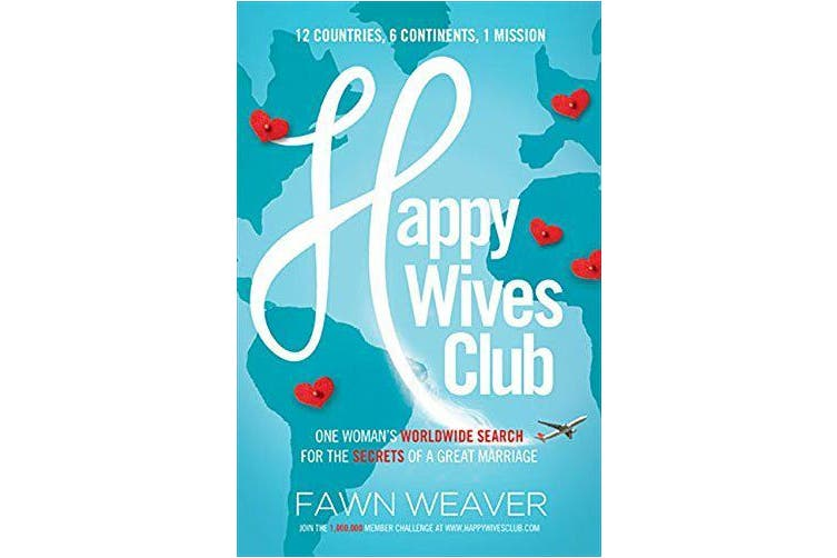 The Happy Wives Club Religion Book Aus Stock