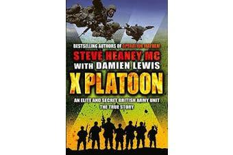 X Platoon -Heaney, Steve, MC,Lewis, Damien History Book Aus Stock