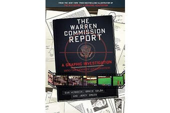 The Warren Commission Report Crime Book Aus Stock