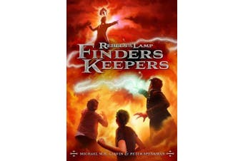 Rebels of the Lamp, Book 2 Finders Keepers: Rebels of the Lamp - Languages Book