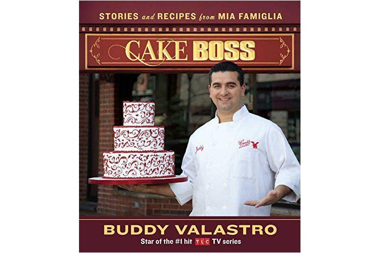 Cake Boss: Stories and Recipes from MIA Famiglia - Cooking Book Aus Stock