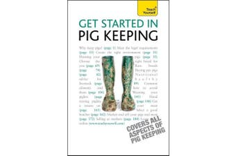 Get Started In Pig Keeping: How to raise happy pigs in your outdoor space