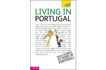 Living in Portugal: Teach Yourself - Travel Book Aus Stock