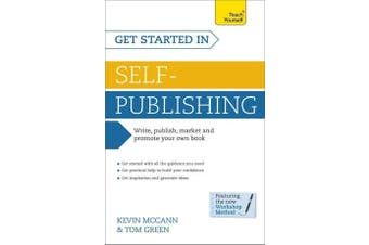 Get Started In Self-Publishing Language Arts Novel Novel Book Aus Stock