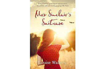 Mrs Sinclair's Suitcase -Walters, Louise Fiction Novel Book Aus Stock