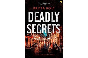 Deadly Secrets: The Posthumus Trilogy Book 3 (Posthumus Mystery) - Fiction Book