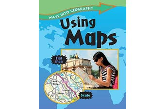 Ways into Geography: Using Maps (Ways into Geography) - Languages Book