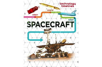 Technology Timelines: Spacecraft (Technology Timelines) - Languages Book