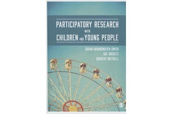 Participatory Research with Children and Young People - Social Sciences Book