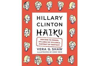 Hillary Clinton Haiku Humour Book Aus Stock