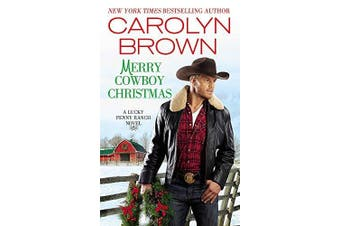 Merry Cowboy Christmas: Lucky Penny Ranch -Brown, Carolyn Fiction Book