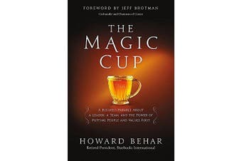 The Magic Cup Business Book Aus Stock