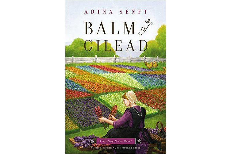 Balm of Gilead: A Healing Grace Novel -Senft, Adina Religion Book Aus Stock