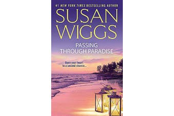 Passing Through Paradise -Wiggs, Susan Fiction Novel Book Aus Stock