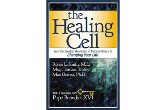 The Healing Cell Science Book Aus Stock