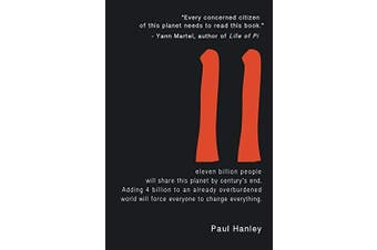 Eleven -Paul Hanley Science Book Aus Stock