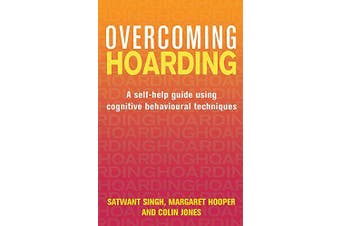 Overcoming Hoarding Psychology Book Aus Stock