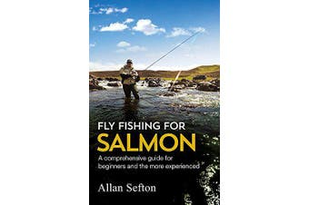 Fly Fishing For Salmon Sports & Recreation Book Aus Stock