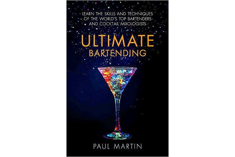 Ultimate Bartending Cooking Book Aus Stock