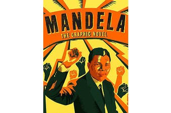 Mandela, The Graphic Novel - Fiction Book Aus Stock