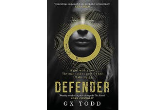 Defender Fiction Book Aus Stock