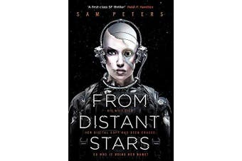 From Distant Stars: Book 2 (From Darkest Skies) -Peters, Sam Fiction Book