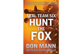 SEAL Team Six Book 5: Hunt the Fox -Don Mann,Ralph Pezzullo Fiction Book