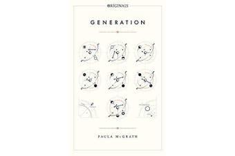 Generation: A John Murray Original -Paula McGrath Fiction Novel Book Aus Stock