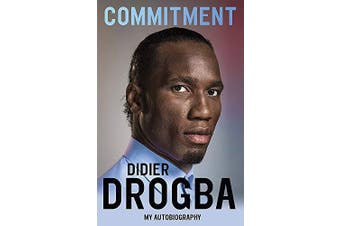 Commitment: My Autobiography -Drogba, Didier Sports & Recreation Book Aus Stock