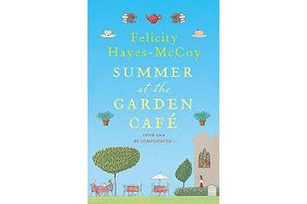 Summer at the Garden Cafe General Book Aus Stock