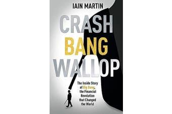 Crash Bang Wallop Business Book Aus Stock