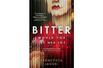 Bitter -Francesca Jakobi Fiction Novel Book Aus Stock