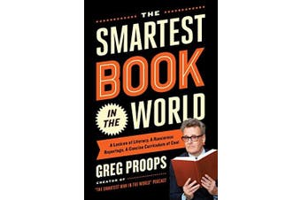 The Smartest Book in the World Humour Book Aus Stock