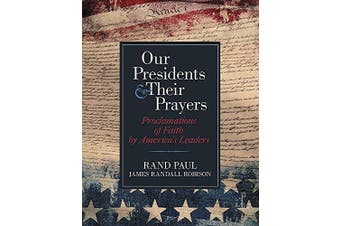 Our Presidents and Their Prayers [Audio] Politics Book Aus Stock