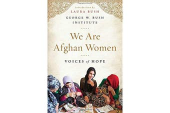 We Are Afghan Women: Voices of Hope - Politics Book Aus Stock