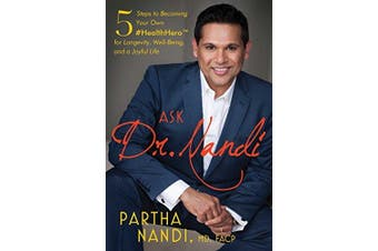 Ask Dr. Nandi Health & Wellbeing Book Aus Stock