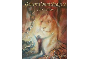 Generational Prayers - 2018 Edition -Paul Cox Religion Book Aus Stock