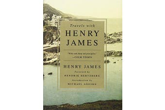 Travels with Henry James - Travel Book Aus Stock