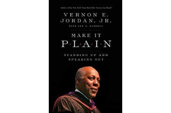 Make it Plain: Standing Up and Speaking Out - Biography Book Aus Stock